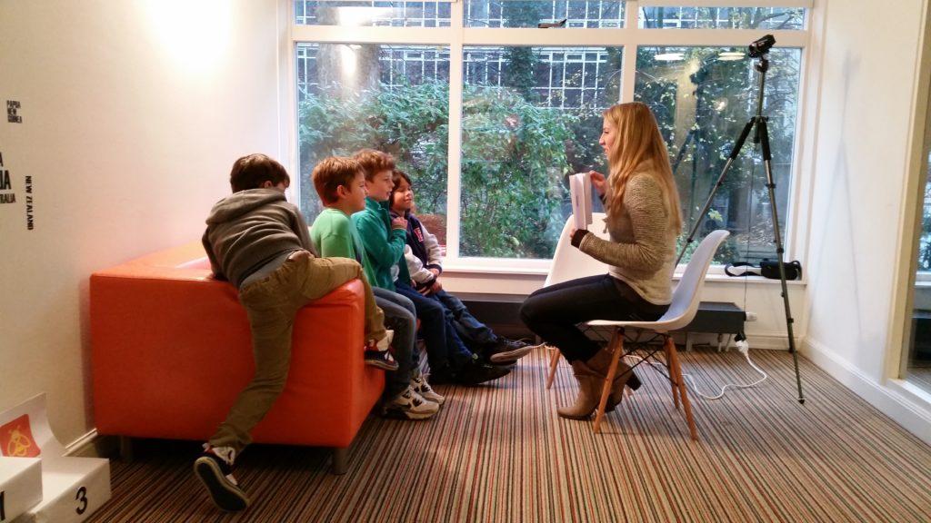 Gebruikersonderzoek, Focusgroep met jongens