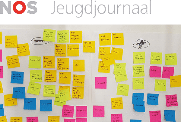 NOS Jeugdjournaal workshop